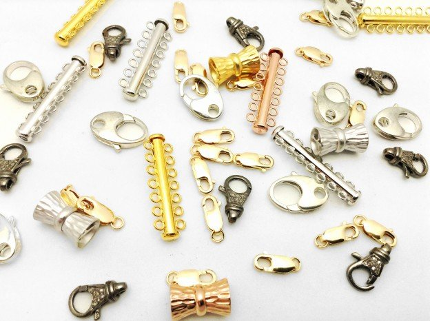 types of jewelry clasps gempacked wholesale findings and supplies for 6688
