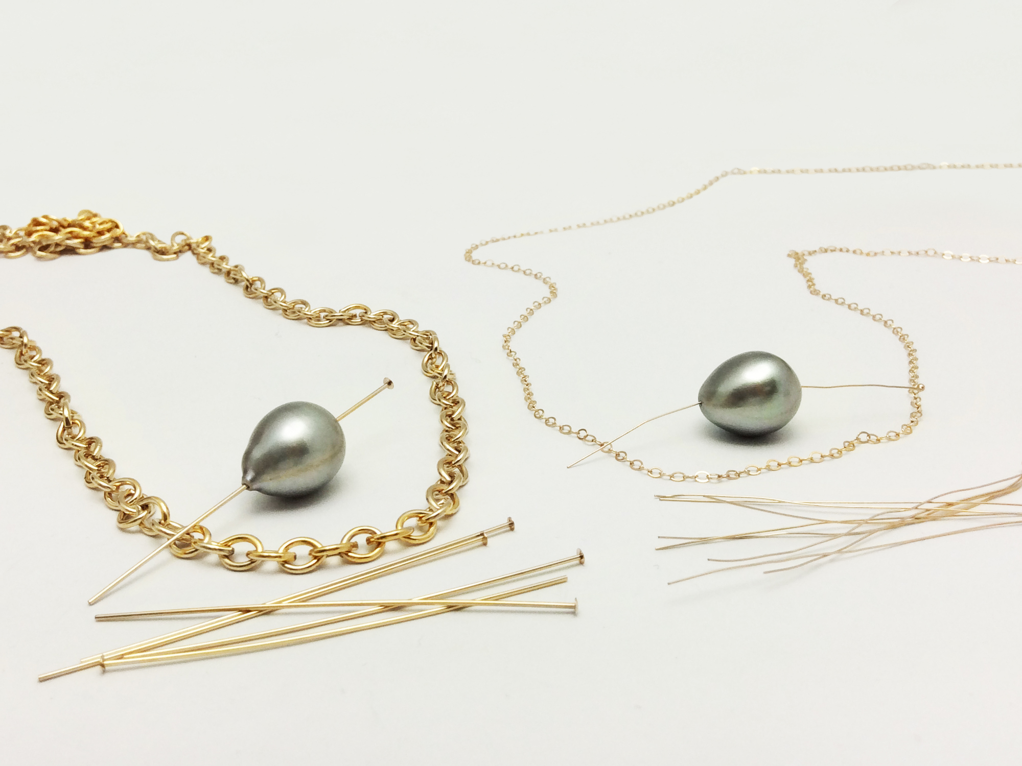 How To Wire Wrap Matching Pendants And Earrings With Headpins And