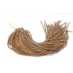 4-5mm Robles Wood Round Beads