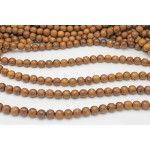 12mm Robles Wood Round Beads